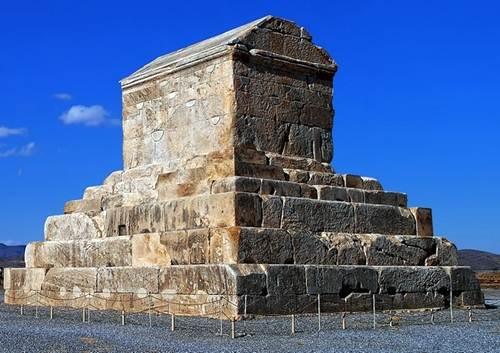 Tumba de Ciro II