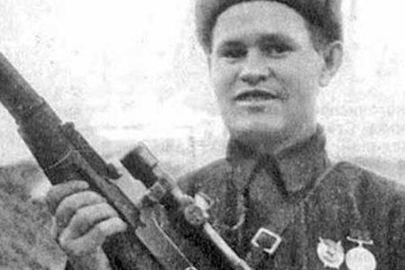 Vassili Zaitsev, el francotirador que surgió del frío