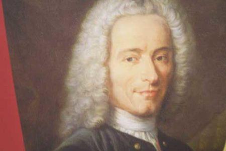 Voltaire, filósofo y escritor francés