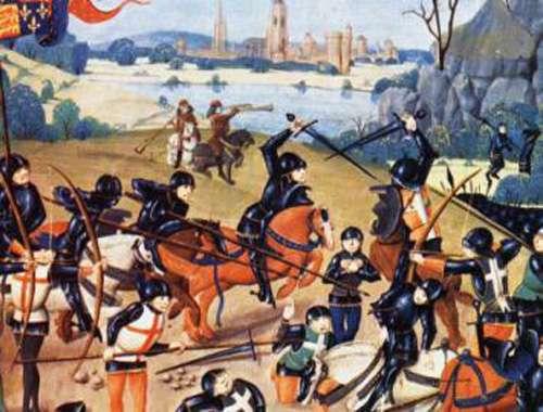 Batalla de Agincourt