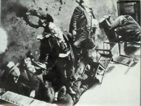 Al Capone y la Masacre del Dia de San Valentin