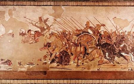 Alejandro Magno y la conquista de Persépolis