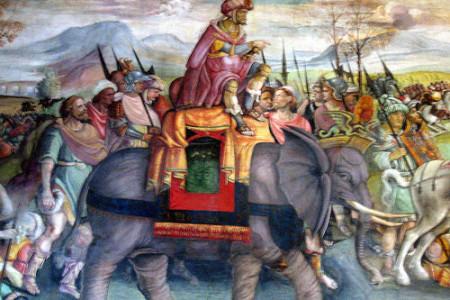 La Batalla del Lago de Trasimeno, Roma y Cartago