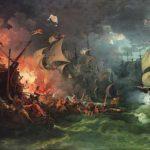 La Armada Invencible, desastre de Felipe II