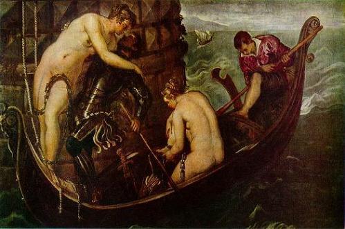 Arsinoe de Tintoretto