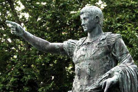 Augusto, primer emperador de Roma