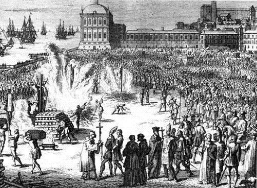 La Inquisición: así actuaba