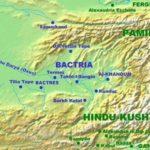 La ciudad histórica de Bactriana