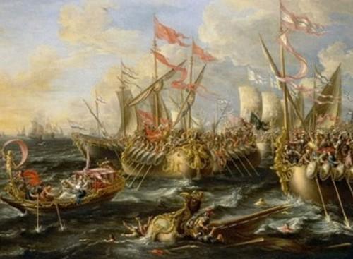 Batalla-de-Accio