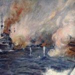 La Batalla de Jutlandia