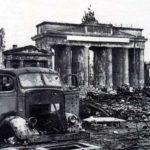La Alemania Nazi tras la Segunda Guerra Mundial