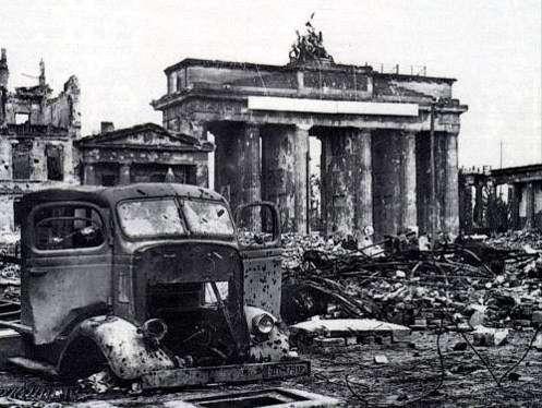 Bombardeo de Berlin
