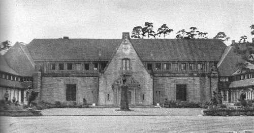 Carinhall, residencia de Göring
