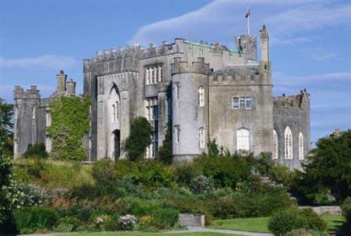 Castillo-Irlanda