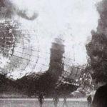 La tragedia del zeppelin Hindenburg