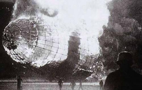 Catastrofe del Hindenburg