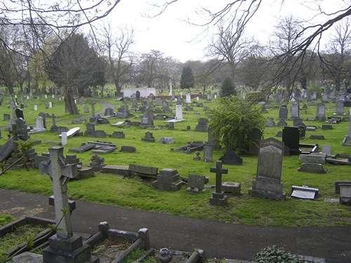 Los resurreccionistas, ladrones de cuerpos en cementerios