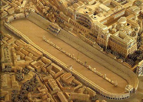 El papel de los circos romanos en el Imperio