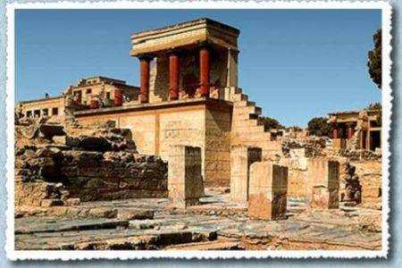 La civilización minoica y el Palacio de Cnossos