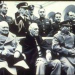 La Conferencia de Yalta de 1945