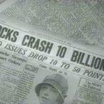 Causas y consecuencias de la crisis bursátil de 1929 en Nueva York