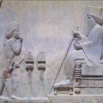 Darío I el Grande, rey de Persia