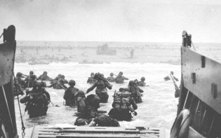 El Desembarco de Normandía, el Día D