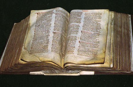 El Domesday Book, primer registro inglés