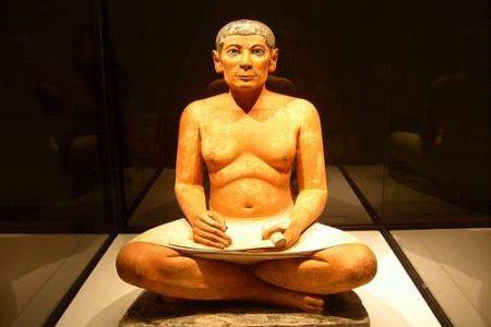 Los escribas en el Antiguo Egipto