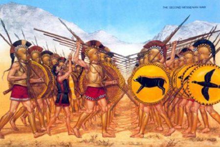 La revolución de Epaminondas en Leuctra