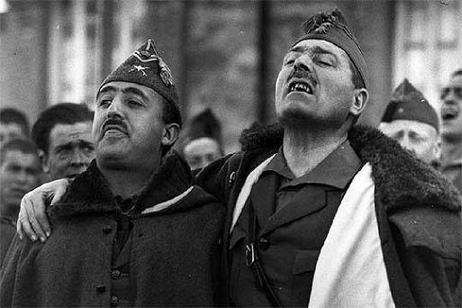 Franco y Millan Astray