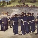 El fusilamiento del emperador Maximiliano