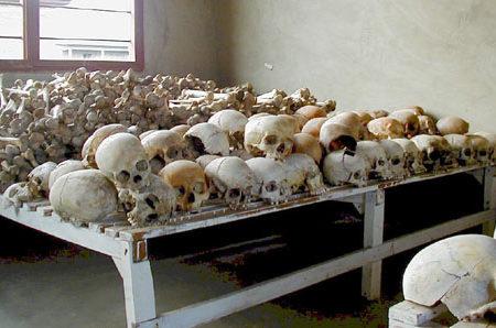 El Genocidio de Ruanda en 1994