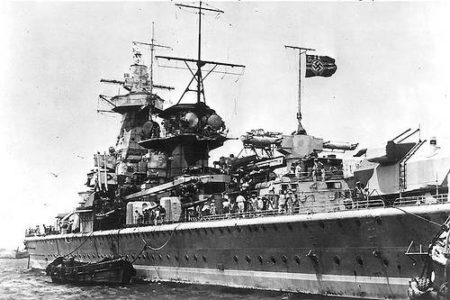 La SGM en el Río de la Plata: El Graf Spee