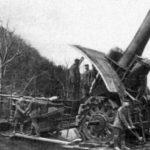 La Gran Berta, armas de la Primera Guerra Mundial