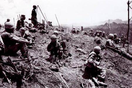 La batalla de la Colina de la Hamburguesa en la guerra de Vietnam