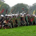 Batalla de Hastings, los normandos en Inglaterra