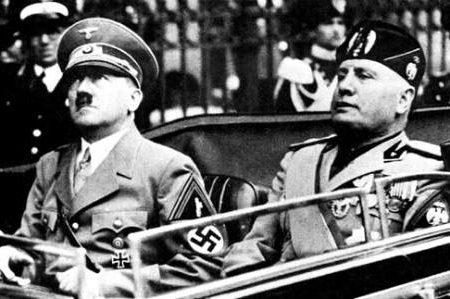La Operación Gran Sasso, Hitler rescata a Mussolini