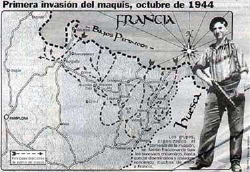 invasion maquis