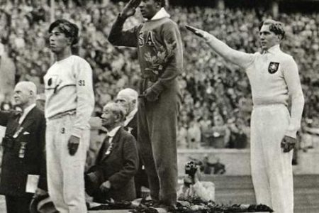 Olimpiadas Berlín 1936, Jesse Owens se lleva el oro nazi