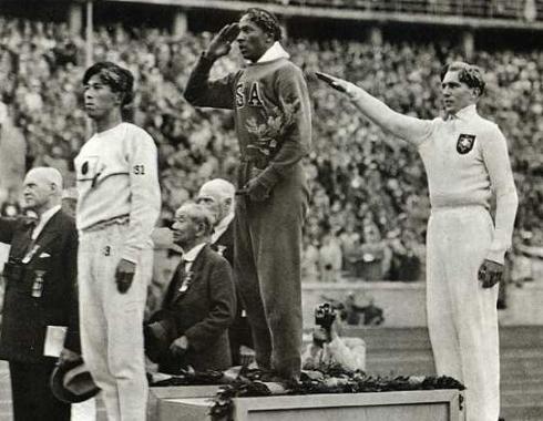 Berlin 1936 - Jesse Owens