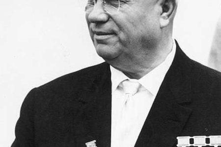 Nikita Kruschev, sucesor de Stalin