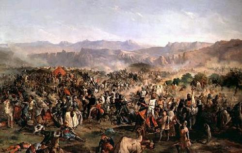 la batalla de Navas de Tolosa