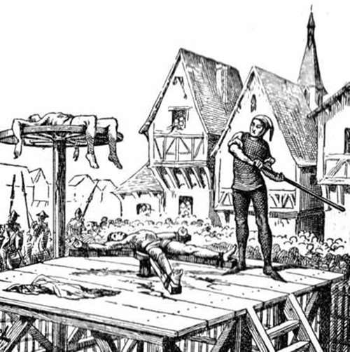 Torturas medievales