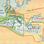 Los hunos y las primeras invasiones bárbaras