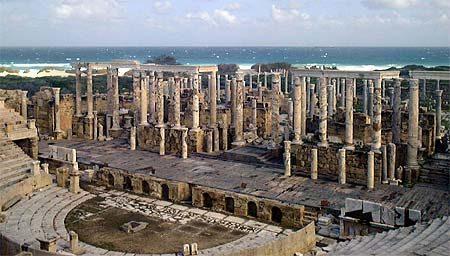 La Historia vive en Leptis Magna