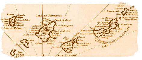 mapa-antiguo-de-las-islas-canarias