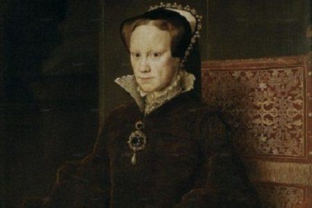 "María Tudor, ""Bloody Mary"""