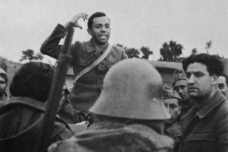 Miguel Hernández, pastor, poeta y soldado