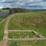 El Muro de Adriano, historia de Inglaterra